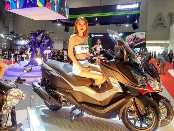 Khai mạc Vietnam Motorcycle Show 2017  ảnh 12