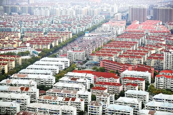 Thượng Hải quay số được mua nhà  ảnh 1