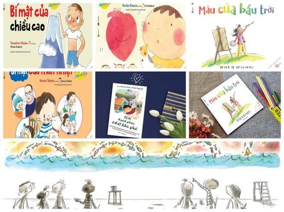 Đến hè, đọc sách gì cùng con cho vui?