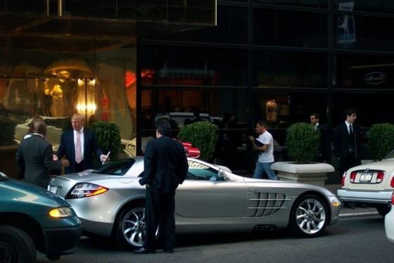 Nhung mau xe yeu thich cua ong Trump hinh anh 9