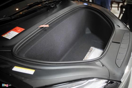 'Sieu SUV dien' Tesla Model X dau tien lan banh tai Ha Noi hinh anh 5