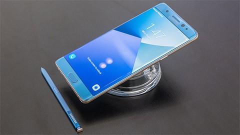 Galaxy Note7 tân trang có giá bằng 1/2 Note7 lúc mở bán
