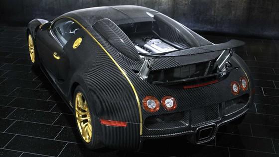 Sieu xe Bugatti Veyron do doc nhat vo nhi cua Mansory hinh anh 6