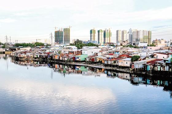 Chỉnh trang đô thị TPHCM: Xã hội hóa nguồn vốn đầu tư ảnh 1