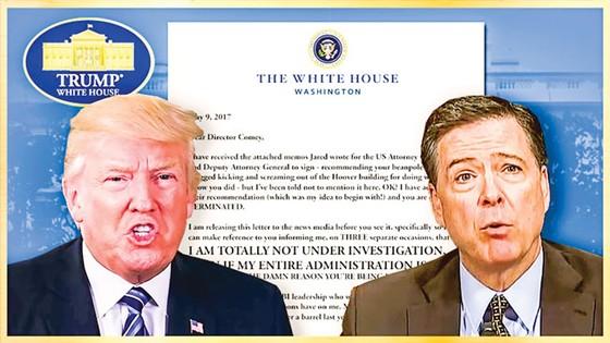 Nguy cơ watergate 2 (K2): Trump có cản trở công lý? ảnh 1