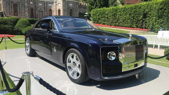 Rolls-Royce Sweptail la chiec xe moi dat nhat moi thoi dai hinh anh 1