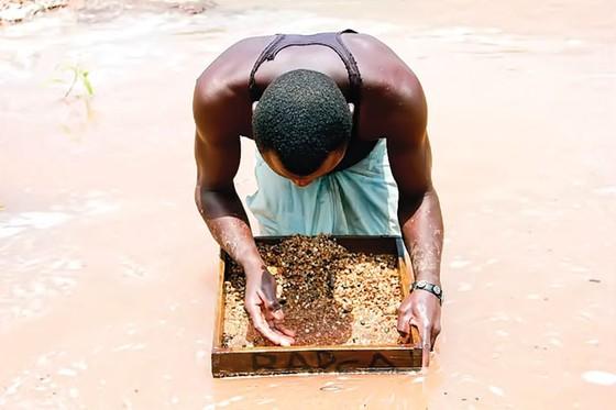 Congo siết khai thác kim cương ảnh 1