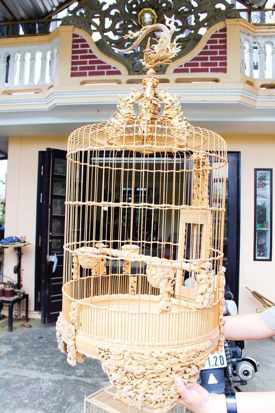 Lồng chim xứ Huế ảnh 2