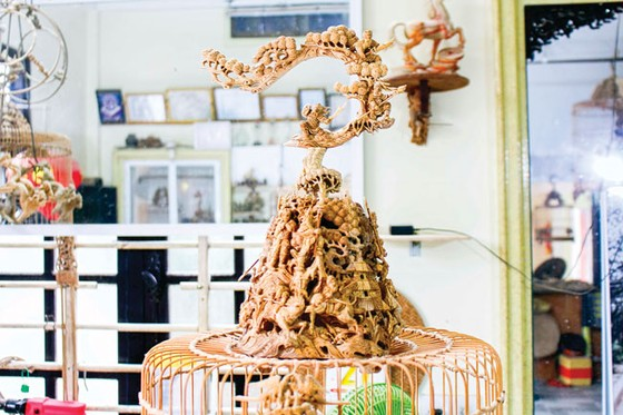 Lồng chim xứ Huế ảnh 3