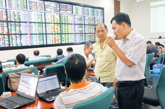 Ngân hàng kéo VN Index ảnh 1