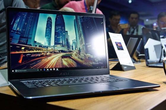 Asus phô diễn loạt ZenBook siêu mỏng tại Computex 2017 - ảnh 1
