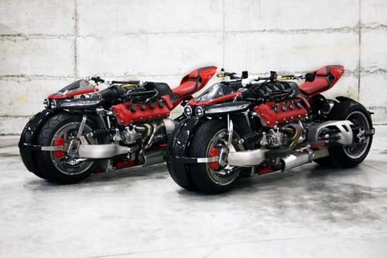 Sieu moto Phap mang dong co V8, 470 ma luc cua Maserati hinh anh 1