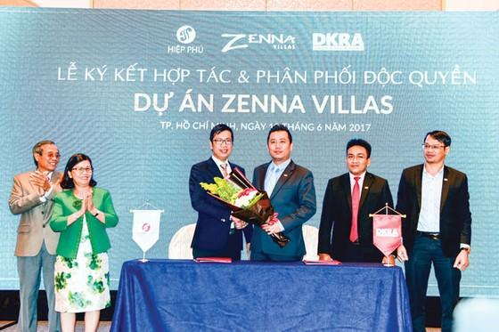 Hiệp Phú và DKRA công bố dự án Zenna Villas ảnh 1