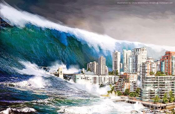 Thảm họa biến đổi khí hậu (K1):  Tác động kinh tế khó lường ảnh 1
