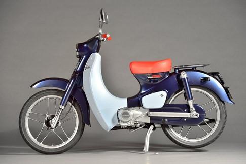 Honda sắp 'hồi sinh' huyền thoại Super Cub - ảnh 1