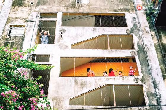 Ì ạch cải tạo chung cư cũ ảnh 1