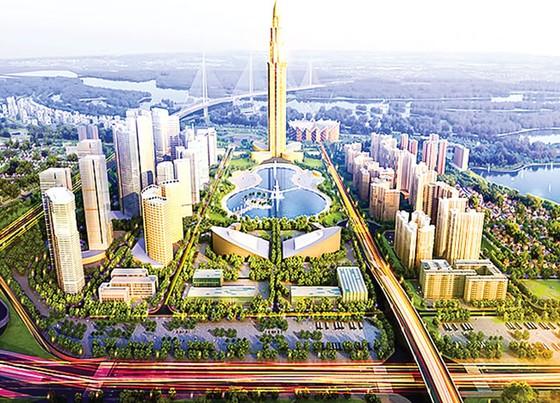 Đô thị thông minh Nhật Tân - Nội Bài: Mới là ý tưởng BRG Group  ảnh 1