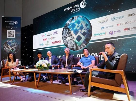 WebMoney ra mắt lần thứ hai tại Việt Nam ảnh 1
