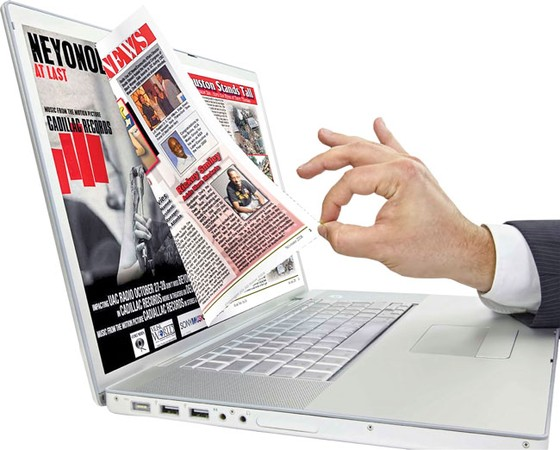 Báo chí thời công nghệ số: Gian nan định vị vị thế tồn tại ảnh 1