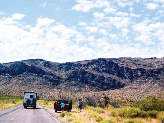 Độc đáo Thung lũng Lửa ảnh 1