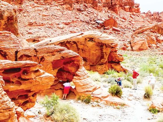 Độc đáo Thung lũng Lửa ảnh 7