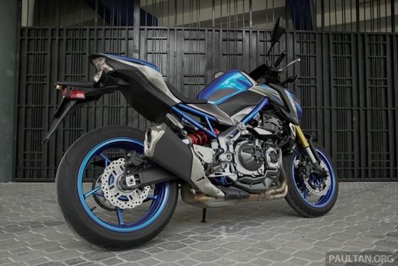 Kawasaki Z900 ABS ban dac biet ra mat tai Malaysia hinh anh 3
