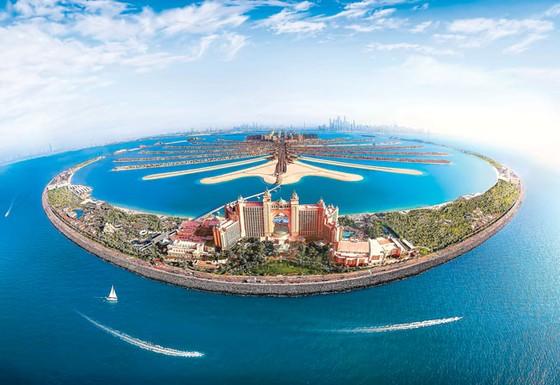 Những thành phố lột xác (K2): Dubai - cát hóa ngọc ảnh 1