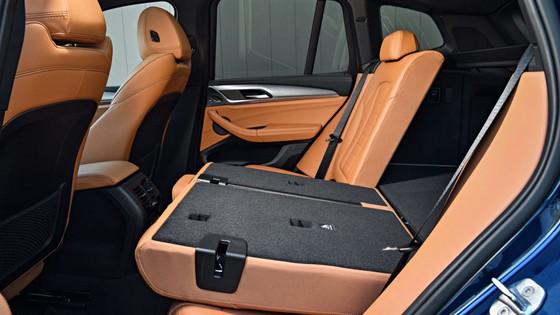 Chi tiet SUV hang sang co nho BMW X3 2018 vua ra mat hinh anh 10