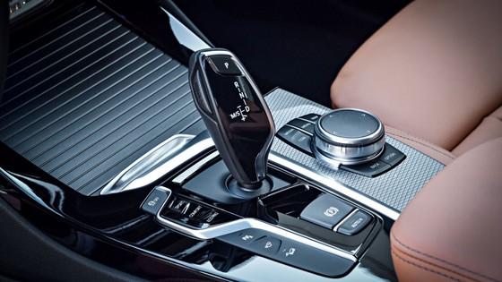 Chi tiet SUV hang sang co nho BMW X3 2018 vua ra mat hinh anh 13