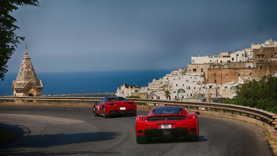 Sieu xe hiem LaFerrari Aperta hoi ngo hon 100 chiec Ferrari hinh anh 4