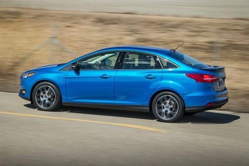 Ford ngừng sản xuất Focus vì sụt giảm doanh số - ảnh 1