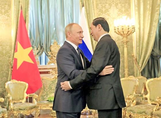Việt Nam-Nga thúc đẩy hợp tác toàn diện ảnh 1