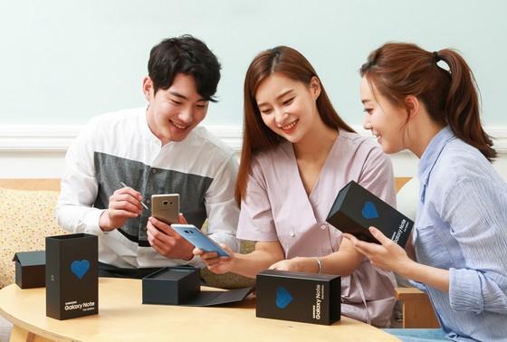 Galaxy Note FE chinh thuc ra mat, gia 610 USD hinh anh 7