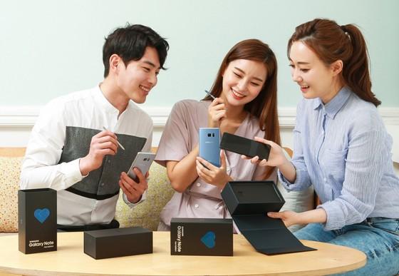 Galaxy Note FE chinh thuc ra mat, gia 610 USD hinh anh 8