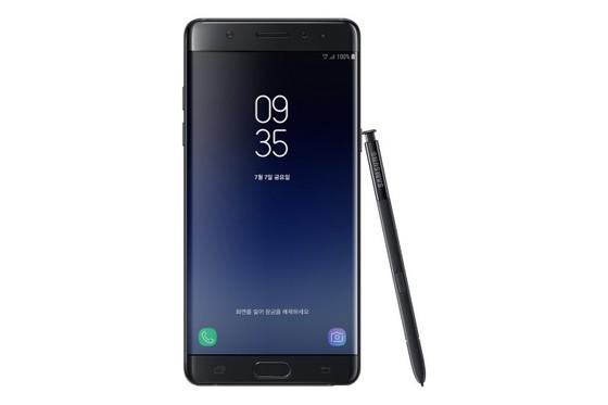 Galaxy Note FE chinh thuc ra mat, gia 610 USD hinh anh 1