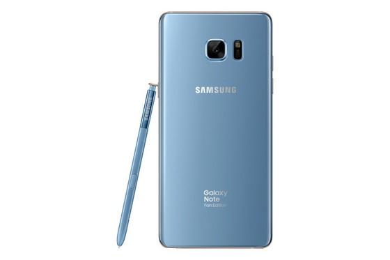 Galaxy Note FE chinh thuc ra mat, gia 610 USD hinh anh 2