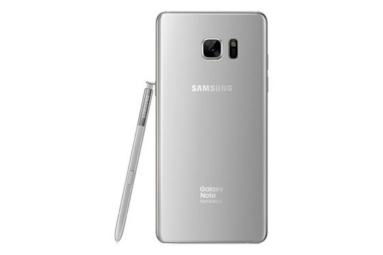 Galaxy Note FE chinh thuc ra mat, gia 610 USD hinh anh 4