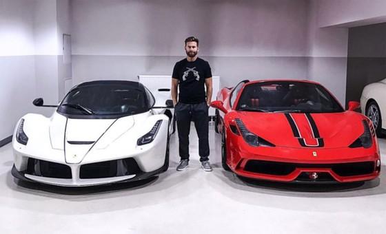 Nhung dac quyen khi so huu Ferrari hinh anh 1