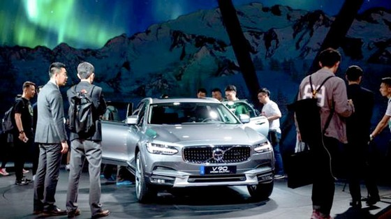 Volvo từ bỏ động cơ nhiên liệu ảnh 1