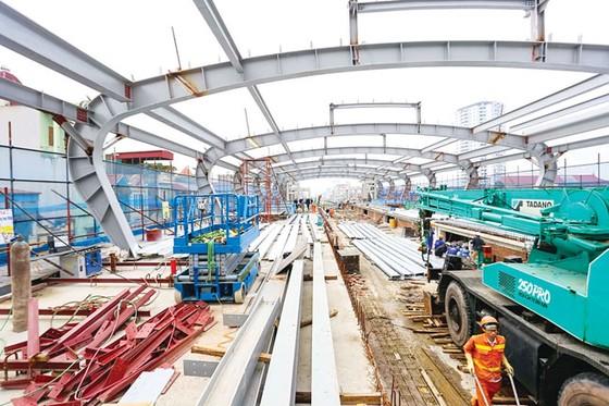 Đường sắt đô thị: Đấu giá đất đầu tư dự án ảnh 1