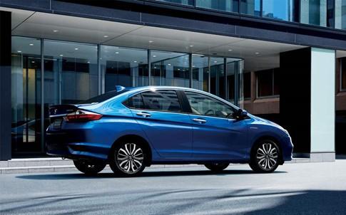 Honda trình làng City bản nâng cấp, giá từ 15.600 USD - ảnh 1