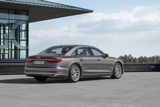 Audi A8 2018 - buoc dot pha ve cong nghe hinh anh 5