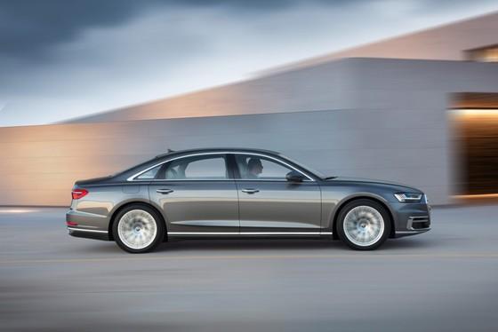 Audi A8 2018 - buoc dot pha ve cong nghe hinh anh 3