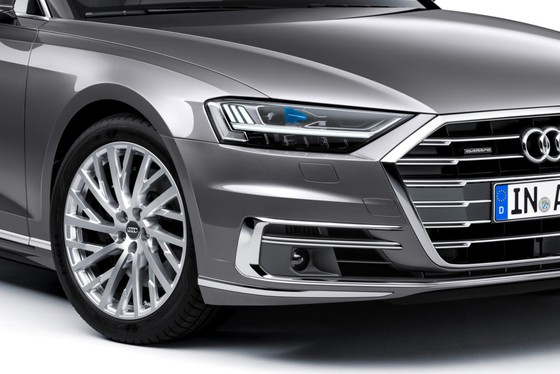 Audi A8 2018 - buoc dot pha ve cong nghe hinh anh 2