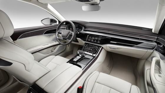 Audi A8 2018 - buoc dot pha ve cong nghe hinh anh 7