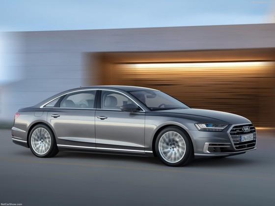 Audi A8 2018 - buoc dot pha ve cong nghe hinh anh 4