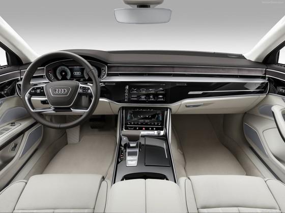 Audi A8 2018 - buoc dot pha ve cong nghe hinh anh 6