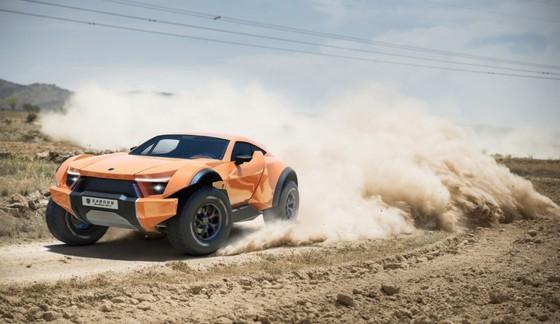 Zarooq Sand Racer 500GT - sieu SUV gia 450.000 USD vua ra mat hinh anh 2