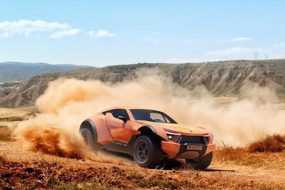 Zarooq Sand Racer 500GT - sieu SUV gia 450.000 USD vua ra mat hinh anh 3