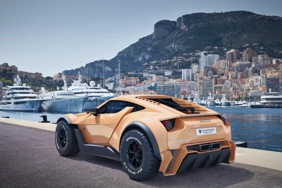 Zarooq Sand Racer 500GT - sieu SUV gia 450.000 USD vua ra mat hinh anh 5